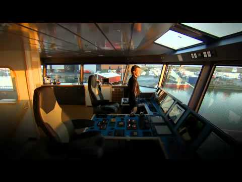 Danish Yachts SWATH with commentary