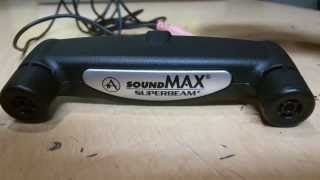 ASUS SoundMax Superbeam stereo microphone