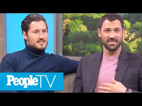 'DWTS'' Maks & Val Chmerkovskiy Open Up About Baby Shai, Their Tour & Much More | PeopleTV