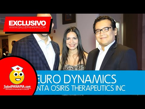 Neuro Dynamics presenta Osiris Therapeutics Inc