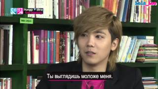 Global We Got Married_EP01(Hongki&Mina) [rus sub]