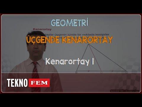 YGS-LYS GEOMETRİ - Kenarortay 1