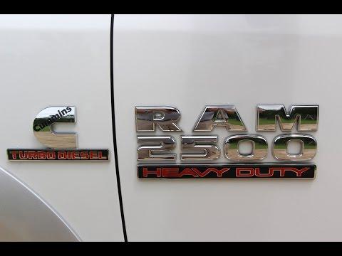 Dodge Ram 2007 Ficha Tecnica Dodge Ram 2500 Ficha