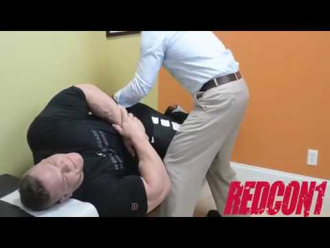 Boca Raton Chiropractor Patient Testimonial from Elite Athlete Dallas McCarver