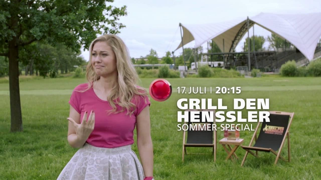 Grill Den Henssler Sommer Special 2021 Gäste