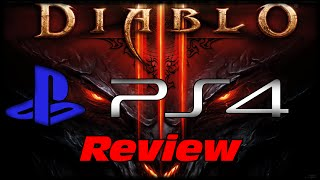 Diablo 3 Ultimate Evil Edition PS4 Quick Look & Review! Diablo 3 PS4 1080p Gameplay