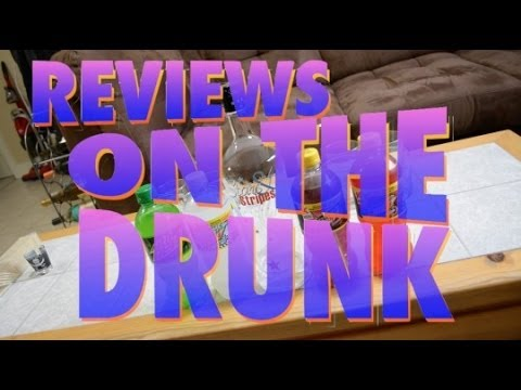 ... Dew Vodka Cocktails (Part Two) -- REVIEWS ON THE DRUNK - YouTube