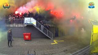 The Last Training of S.C. Cambuur Before The Derby Against dkv