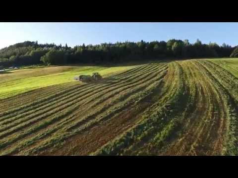 En hyllest til landbruket i Nord-Fron