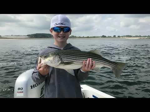 Striper Fishing Newburyport 2017