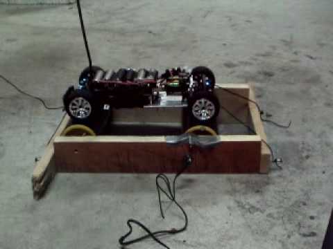 how to build a rc car dyno