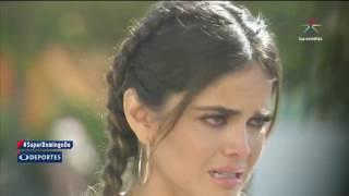 Marisol González llorando para poder cumplir un sueño con Club Pachuca y Chucky Lozano,