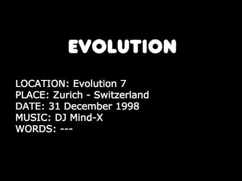 Evolution 7 (Zurich) - 31 Dicembre 1998 - DJ Mind-X [REMEMBER]