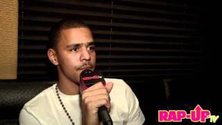 J. Cole Talks Jay-Z, Trey Songz Collaborations [Part 2]