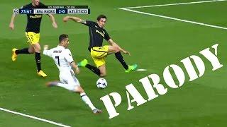 Real Madrid vs Athletico Madrid 3-0 (MAN OF THE MATCH RONALDO PARODY SONG)