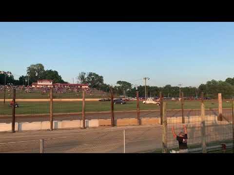 Paragon Speedway Heat 8/2/19