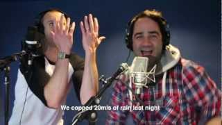 "Taylor Swift ""We Are Never Ever Getting Back Together"" parody by Fitzy and Wippa"