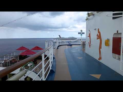 3 Ships in Cayman Island