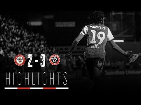 Match Highlights: Brentford vs Sheffield United