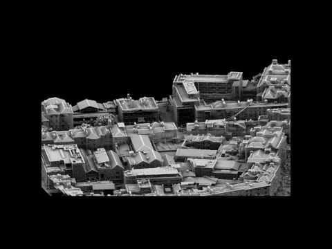 High Density Laser Scanning (LiDAR) Data Dublin
