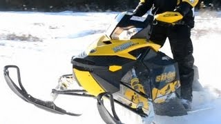 Ski-Doo Backcountry Boondocking