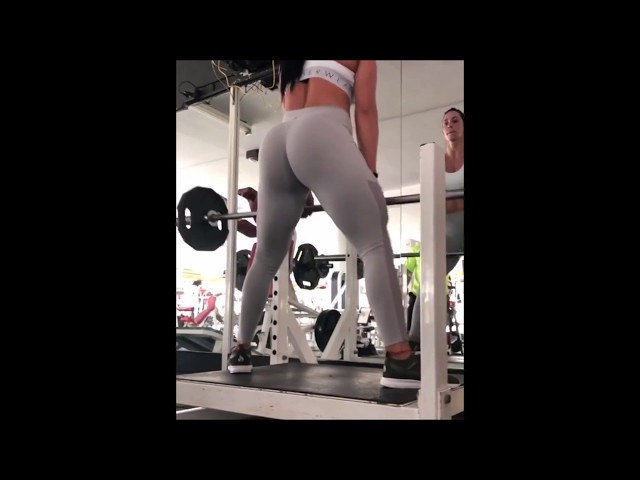 Ana Cozar workout   Gladiator Bodybuilding