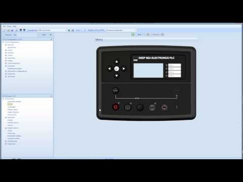 Hipower Systems: Deep Sea Control Panel: Software Download and Remote monitoring