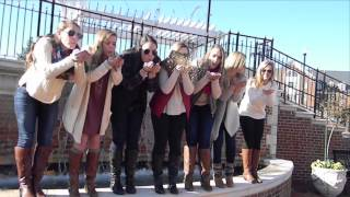 Alpha Gamma Delta High Point University Recruitment