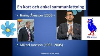 Vad står Sverigedemokraterna för (SD) [En kort och enkel sammanfattning] [Svenska partier]