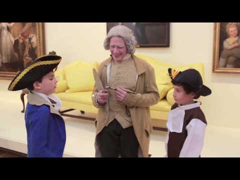 Grateful American™ Kids Introduce Us to Revolutionary Era Painter Charles Willson Peale!