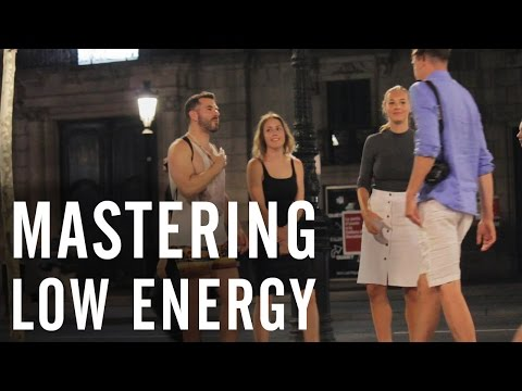 Mastering Low Energy + Hilarious Infield Pickup!