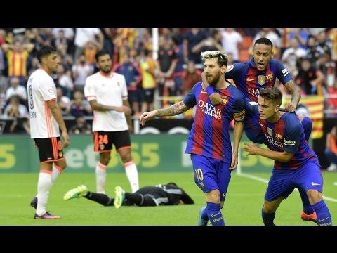 Barcelona VS Valencia en vivo - LIVE