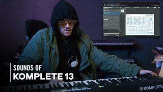 Kamaal Williams explores synthesizers | Sounds of Komplete 13 | Native Instruments