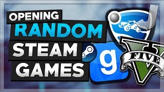 GameOdds.gg - BEST WAY TO WIN RANDOM STEAM GAMES (Random Steam Games #11)