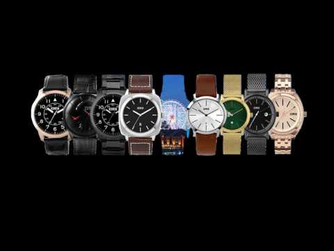 Edwin Watch Collection