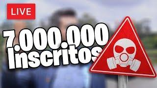 LIVE SECRETA DOS 7 MILHÔES