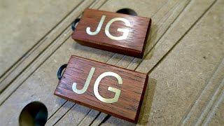 A pair of matching keychains for Valentine's day