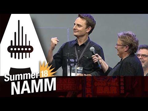 NAMM 2018 Top 100 Awards Ceremony Highlights!