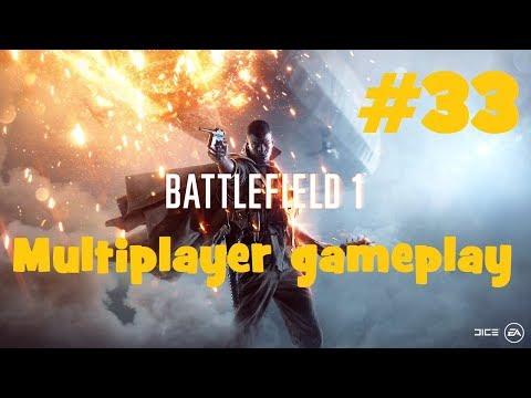 """Battlefield 1 - Dansk Gameplay #33 """"BTW Kassen kan dræbe"""""""