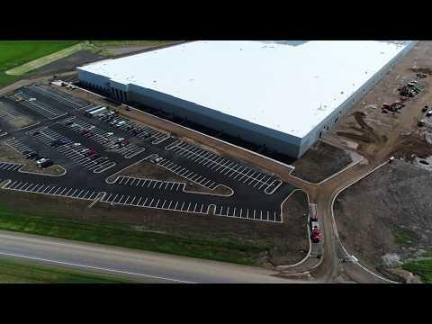 07 12 17 Fleet Farm Distribution Center Chippawa Falls WI