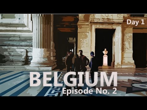 A STOP IN BRUSSELS // BELGIUM (day 1)