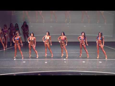 2016 Alberta Northern Championships -  Bikini A Bodybuilding
