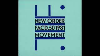 New Order - Dreams Never End [High Quality]