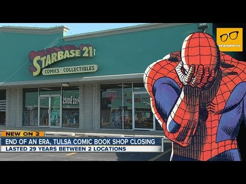 Marvel's Fresh Start Won't Help 50 Closed Comic Shops