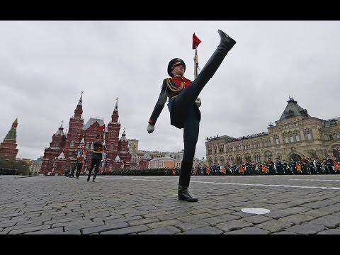 No comment 10 Maggio 2017 - Il giorno della Vittoria a Mosca