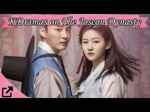 Top 25 Korean Dramas on Joseon Dynasty 2018