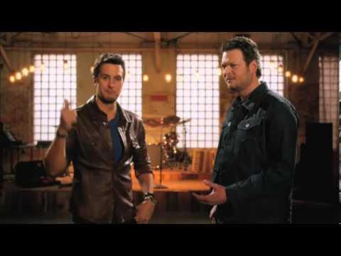 Country Musics Hottest New Couple  Bluke  2013 ACM Awards
