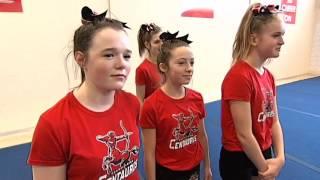 l esprit sportif tva cheerleading le centaures petits nordiques remparts
