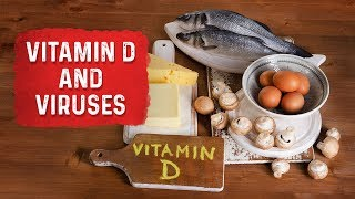 Use Vitamin D to Keep Viruses in Remission in Winter Months
