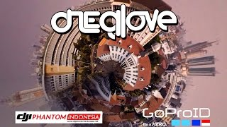 ONEGLOVE: Aerial for AFC Asian Food Channel at Museum Fatahillah [HD]